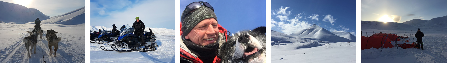 Spitsbergen Persuit Challenge March 2021