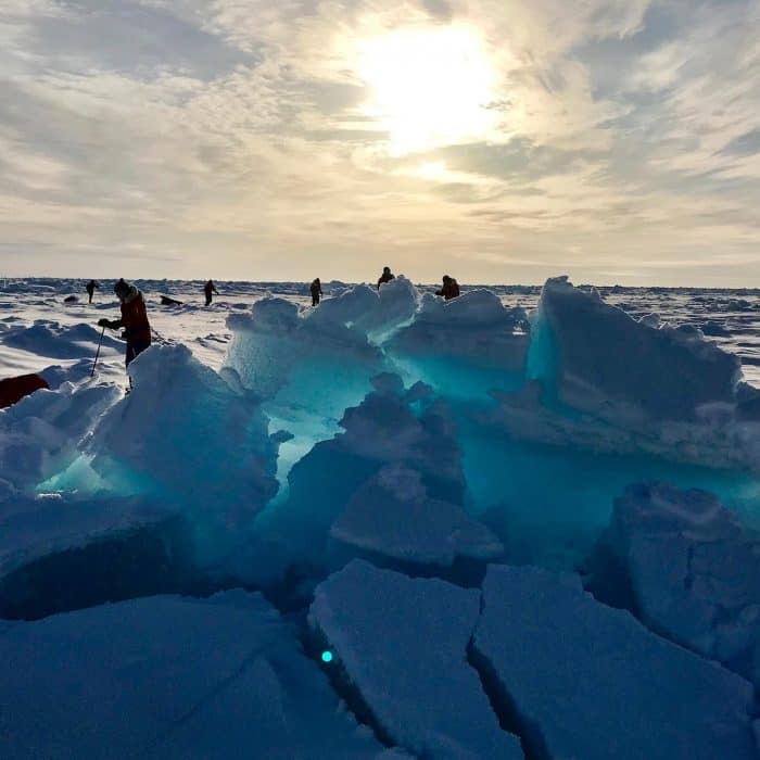 Spitsbergen March '21